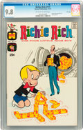 Bronze Age (1970-1979):Humor, Richie Rich #111 File Copy (Harvey, 1971) CGC NM/MT 9.8 Off-whiteto white pages....