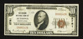 National Bank Notes:Pennsylvania, Altoona, PA - $10 1929 Ty. 1 The Second NB Ch. # 2781. ...