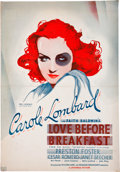 "Movie Posters:Comedy, Love Before Breakfast (Universal, 1936). Uncut Pressbook (8 Pages,13.75"" X 19"").. ..."