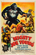 "Movie Posters:Horror, Mighty Joe Young (RKO, 1949). One Sheet (27"" X 41"") Style A.. ..."