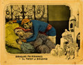 """Movie Posters:Adventure, The Thief of Bagdad (United Artists, 1924). Lobby Card (11"""" X14"""").. ..."""