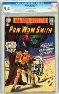 Bronze Age (1970-1979):Western, All-Star Western #1 Savannah pedigree (DC, 1970) CGC NM 9.4 Cream to off-white pages....