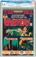 Bronze Age (1970-1979):Horror, House of Mystery #224 Savannah pedigree (DC, 1974) CGC NM+ 9.6Off-white pages....