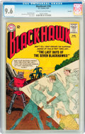Silver Age (1956-1969):Adventure, Blackhawk #185 Savannah pedigree (DC, 1963) CGC NM+ 9.6 Cream to off-white pages....
