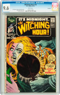 Bronze Age (1970-1979):Horror, The Witching Hour #16 Savannah pedigree (DC, 1971) CGC NM+ 9.6White pages....