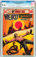 Bronze Age (1970-1979):Western, Weird Western Tales #14 Savannah pedigree (DC, 1972) CGC NM+ 9.6 White pages....