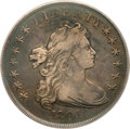 Early Dollars, 1801 $1 VF20 PCGS. B-4, BB-214, R.4....