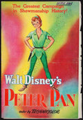 "Movie Posters:Animated, Peter Pan (RKO, 1953). Pressbook (40 Pages, 12"" X 18""). Animated.. ..."