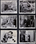 """Movie Posters:Comedy, George Raft & Dolores Costello in """"Yours for the Asking"""" (Paramount, 1936). Photos (16) (8"""" X 10""""). Comedy.. ... (Total: 16 Items)"""