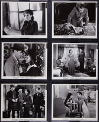 "George Raft & Jean Parker in ""Limehouse Blues"" (Paramount, 1934). Photos (17) (8"" X 10""). Cr..."