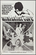 """Movie Posters:Sexploitation, Mini-Skirt Love and Other Lot (B.I.P., 1967). One Sheets (2) (27"""" X41""""). Sexploitation.. ... (Total: 2 Items)"""