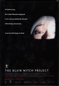 """Movie Posters:Horror, The Blair Witch Project Lot (Artisan, 1999). One Sheets (2) (27"""" X 40"""" and 27"""" X 41"""") DS and SS. Horror.. ... (Total: 2 Items)"""