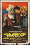 "Movie Posters:Adventure, Smoke Bellew (First Division Pictures, 1929). One Sheet (27"" X 41"")Style B. Adventure.. ..."