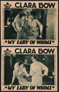 """Movie Posters:Drama, My Lady of Whims (Arrow Film, R-1920s). Lobby Cards (2) (9"""" X 11.5""""). Drama.. ... (Total: 2 Items)"""