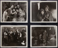 """Movie Posters:Serial, Perils of the Wild (Universal, 1925). Photos (4) (8"""" X 10""""). Serial.. ... (Total: 4 Items)"""