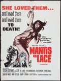 """Movie Posters:Exploitation, Mantis in Lace (Box Office International, 1968). Poster (30"""" X40""""). Exploitation.. ..."""