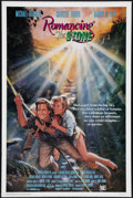 "Movie Posters:Adventure, Romancing the Stone (20th Century Fox, 1984). One Sheet (27"" X41""). Adventure.. ..."