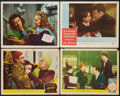 "Movie Posters:Fantasy, Kismet Lot (MGM, 1944). Lobby Cards (4) (11"" X 14""). Fantasy.. ...(Total: 4 Items)"