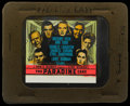 "Movie Posters:Hitchcock, The Paradine Case (Selznick, 1948). Glass Slide (3.25"" X 4"").Hitchcock.. ..."