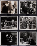 "Movie Posters:Crime, Slightly Scarlet (Paramount, 1930). Photos (11) (8"" X 10""). Crime..... (Total: 11 Items)"