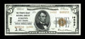 National Bank Notes:West Virginia, Elkins, WV - $5 1929 Ty. 2 The Tygarts Valley NB Ch. # 14002. ...