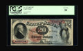 Large Size:Legal Tender Notes, Fr. 127 $20 1869 Legal Tender PCGS Very Fine 30....