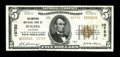National Bank Notes:Arkansas, Rogers, AR - $5 1929 Ty. 2 The American NB Ch. # 10750. ...