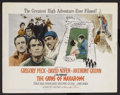 "Movie Posters:Adventure, The Guns of Navarone (Columbia, 1961). Title Lobby Card (11"" X14""). Adventure. ..."