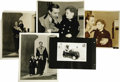 """Movie/TV Memorabilia:Photos, """"Son of Frankenstein"""" Promo Photos. Included are four b&w 8"""" x10"""" photos of child actor Donnie Dunagan on the set of Son ...(Total: 1 Item)"""