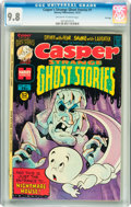 Bronze Age (1970-1979):Cartoon Character, Casper Strange Ghost Stories #1 File Copy (Harvey, 1974) CGC NM/MT 9.8 Off-white to white pages....