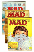 Magazines:Mad, Mad Magazine Group (EC, 1958-83).... (Total: 26 Comic Books)