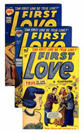 Golden Age (1938-1955):Romance, First Love Illustrated File Copy Group (Harvey, 1949-63) Condition:Average VF.... (Total: 80 Comic Books)