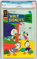 Bronze Age (1970-1979):Cartoon Character, Walt Disney's Comics and Stories #426 (Gold Key, 1976) CGC NM+ 9.6White pages....