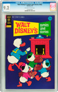 Bronze Age (1970-1979):Cartoon Character, Walt Disney's Comics and Stories #403 (Gold Key, 1974) CGC NM- 9.2Off-white to white pages....