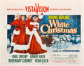 "Movie Posters:Musical, White Christmas (Paramount, 1954). Half Sheet (22"" X 28"") Style A....."