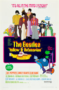 "Movie Posters:Animation, Yellow Submarine (United Artists, 1968). One Sheet (27"" X 41"")....."