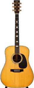 Musical Instruments:Acoustic Guitars, 1971 Martin D-41 Natural Acoustic Guitar, #291751....