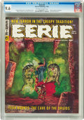 Magazines:Horror, Eerie #6 (Warren, 1966) CGC NM+ 9.6 Off-white to white pages....