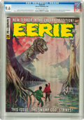 Magazines:Horror, Eerie #5 (Warren, 1966) CGC NM+ 9.6 Off-white to white pages....