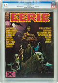 Magazines:Horror, Eerie #135 (Warren, 1982) CGC NM- 9.2 Off-white pages....
