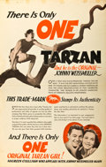 "Movie Posters:Adventure, Tarzan and His Mate (MGM, 1934). Pressbook Advertising Supplement(15"" X 24"", 8 Printed Pages)).. ..."
