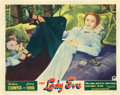 """Movie Posters:Comedy, The Lady Eve (Paramount, 1941). Lobby Card (11"""" X 14"""").. ..."""
