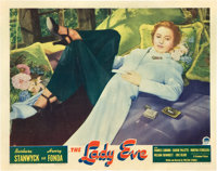"The Lady Eve (Paramount, 1941). Lobby Card (11"" X 14"")"
