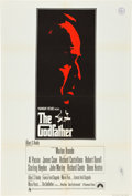 "Movie Posters:Crime, The Godfather (Paramount, 1972). British One Sheet (27"" X 40"")....."