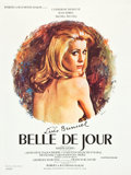 "Movie Posters:Foreign, Belle de Jour (Allied Artists, 1967). French Affiche (23.5"" X 31.5"").. ..."