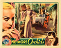 "Movie Posters:Drama, No More Orchids (Columbia, 1932). Lobby Card (11"" X 14"").. ..."