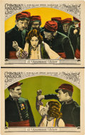 """Movie Posters:Romance, Wages of Virtue (Paramount, 1924). Lobby Cards (2) (11"""" X 14"""").. ... (Total: 2 Items)"""