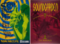 Music Memorabilia:Autographs and Signed Items, Soundgarden and Stone Temple Pilots Band-Signed Concert Posters....(Total: 2 Items)