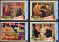 """Movie Posters:Crime, Hell's House (Astor Pictures, R-1937). CGC Graded Title Lobby Cardand Lobby Cards (3) (11"""" X 14"""").. ... (Total: 4 Items)"""