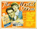 """Movie Posters:War, The Mortal Storm (MGM, 1940). Title Lobby Card (11"""" X 14"""").. ..."""